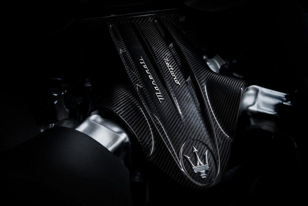 محرك مازيراتي MC20